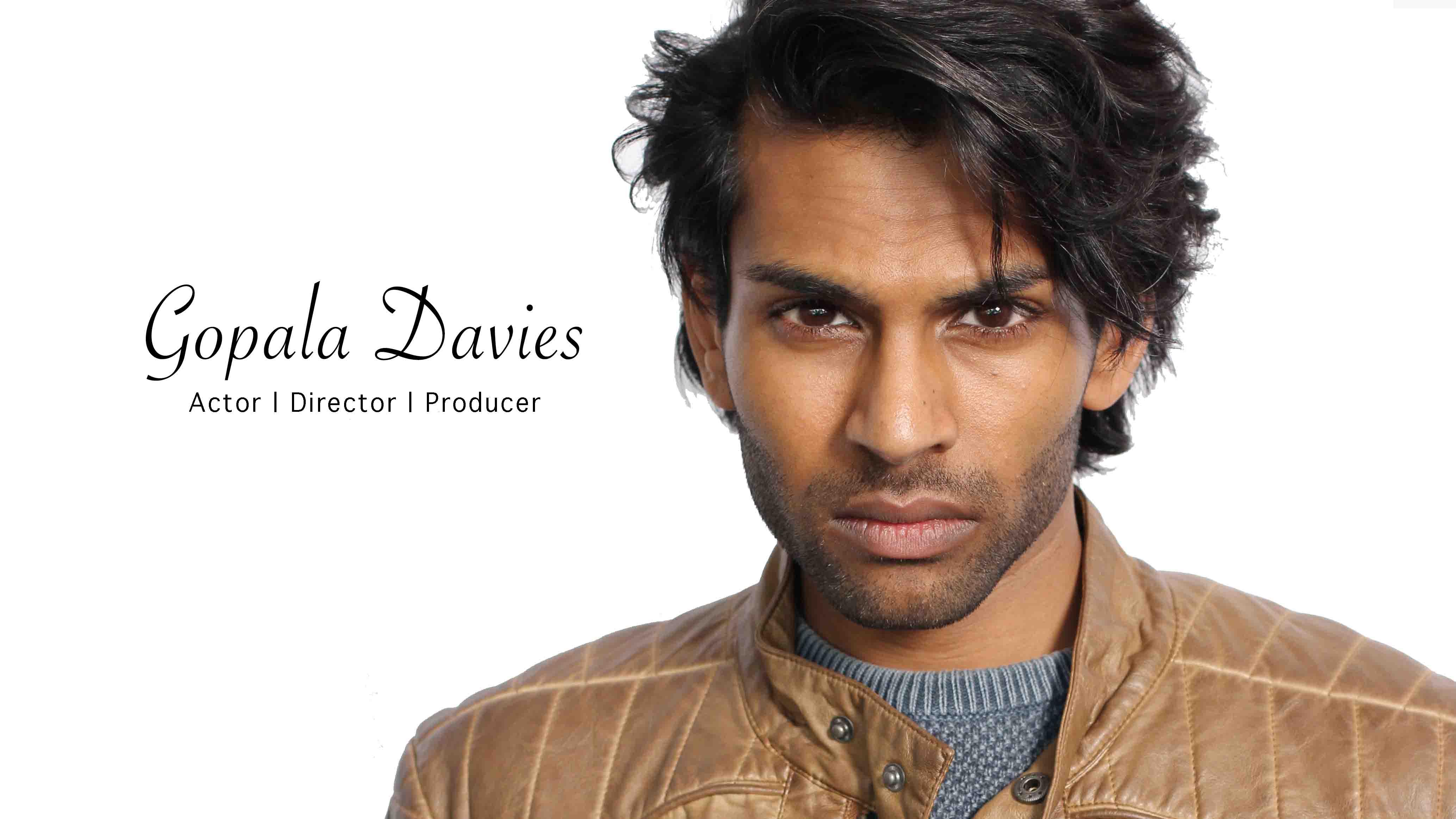 South African Indian Actor Gopala Davies
